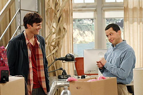Two and a Half Men Season 10 Episode 6 Ferrets, Attack! (1)