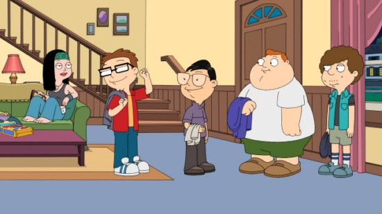 American Dad Season 8 Episode 6 Adventures in Hayleysitting (5)