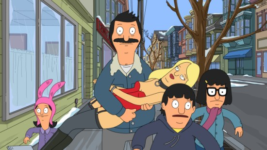 Bob's Burgers Season 3 Episode 9 God Rest Ye Merry Gentle-Mannequins (5)