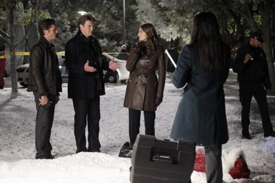 Castle Season 5 Episode 9 Secret Santa (2)
