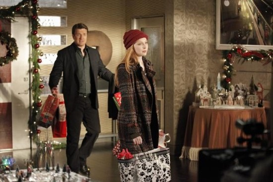 Castle Season 5 Episode 9 Secret Santa (7)