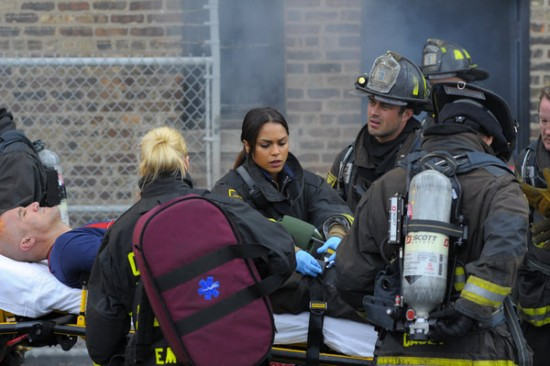 Chicago Fire Episode 9 It Ain't Easy