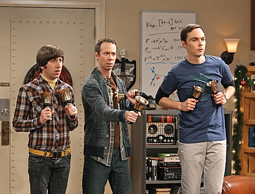 The Big Bang Theory Christmas Episode 2012 (Season 6 Episode 11) (10)