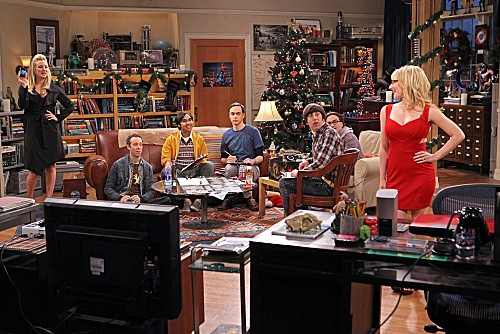 The Big Bang Theory Christmas Episode 2012 (Season 6 Episode 11) (13)