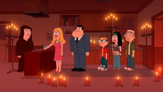 American Dad Season 8 Episode 8 Finger Lenting Good