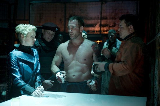 Ty Olsson in Borealis
