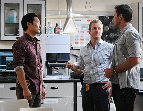 Hawaii Five-0 Season 3 Episode 12 Kapu