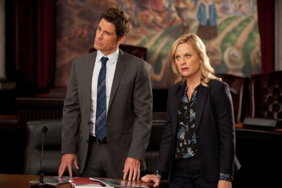 Parks and Recreation Season 5 Episode 11 Women In Garbage (6)