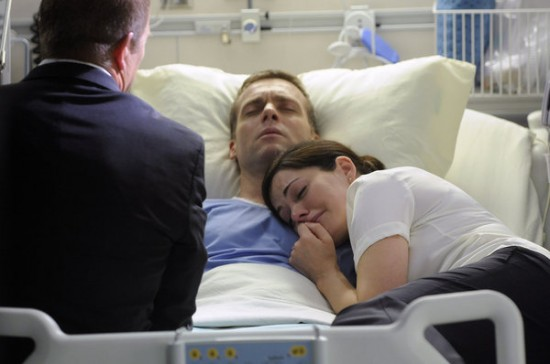 Charlie Harris and Alex Reid - Saving Hope