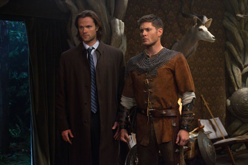 Supernatural Season 8 Episode 11 Larp and the Real Girl (3)