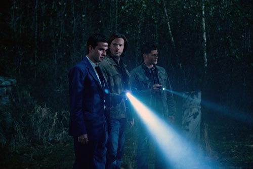 Supernatural Season 8 Episode 12 As Time Goes By (1)
