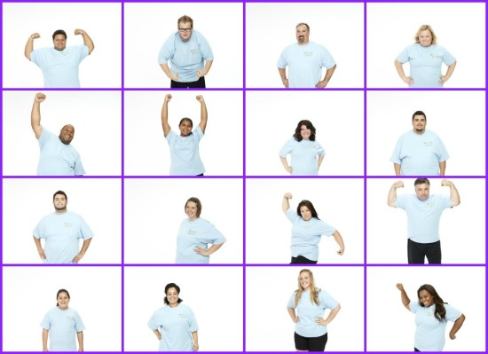 The Biggest Loser 2013 Season 14 Cast