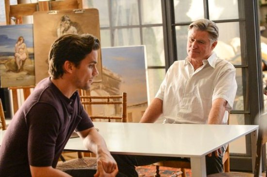 "White Collar ""Family Business"" Season 4 Episode 11"