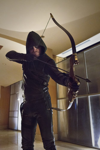 Arrow Episode 16 Dead to Rights (10)