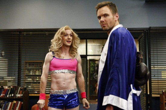 Community Season 4 Episode 2 Paranormal Parentage