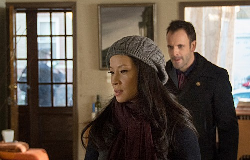 Elementary Episode 14 The Deductionist (6)