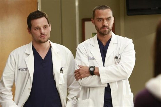 Grey's Anatomy Season 9 Episode 14 The Face of Change (9)