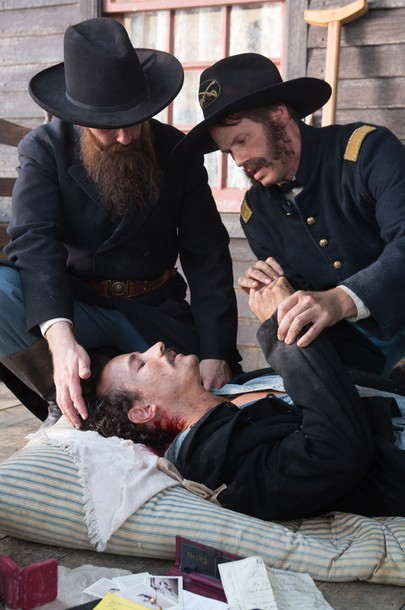 Killing Lincoln (National Geographic Channel) (6)