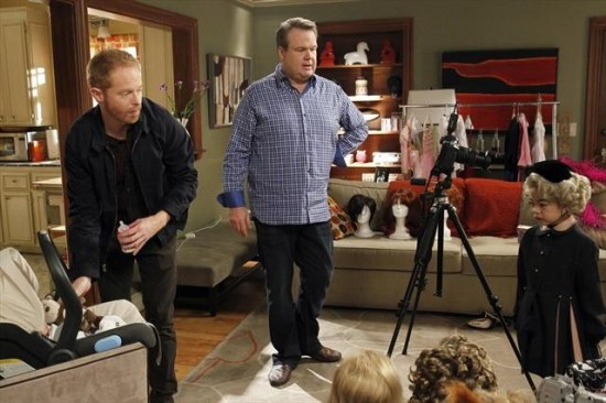 Modern Family Season 4 Episode 16 Bad Hair Day (1)