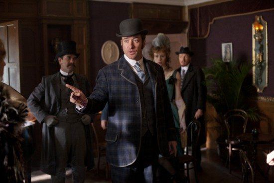 Ripper Street (BBC America) Episode 3 The King Came Calling (3)