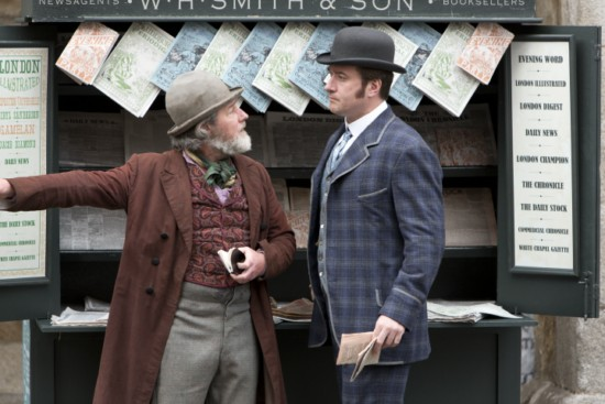 Ripper Street (BBC America) Episode 3 The King Came Calling (8)