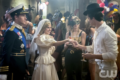 The Carrie Diaries Episode 4 Fright Night (1)