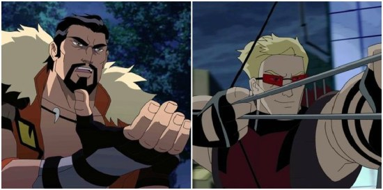Kraven the Hunter & Hawkeye Coming to Ultimate Spider-Man (Disney XD)