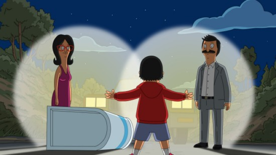 Bob's Burgers Season 3 Episode 14 O.T. The Outside Toilet (2)