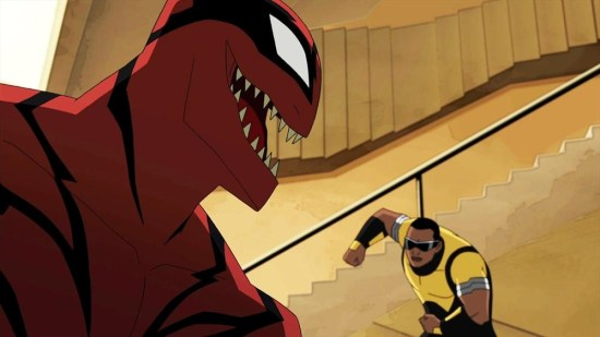 VENOM, POWER MAN