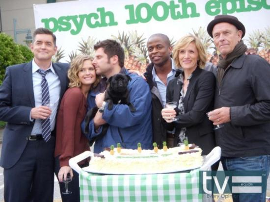 Psych 100th ep celebration 03
