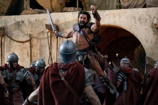 Spartacus War Of The Damned Episode 5 Blood Brothers (4)