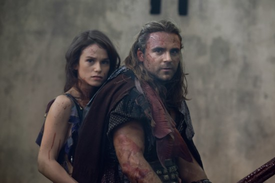 Spartacus War Of The Damned Episode 6 Spoils Of War (Season 3 Episode 6)  (6)