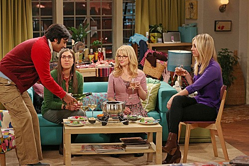 The Big Bang Theory Season 6 Episode 18 The Contractual Obligation Implementation