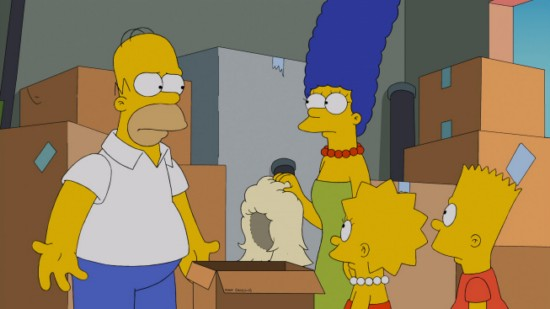 The Simpsons Season 24 Episode 14 Gorgeous Grampa (2)