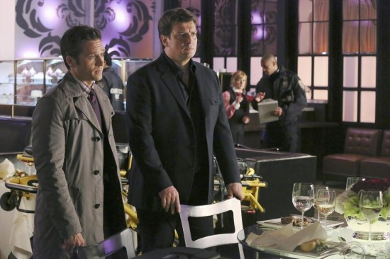 Castle Season 5 Episode 21 The Squab and the Quail (2)