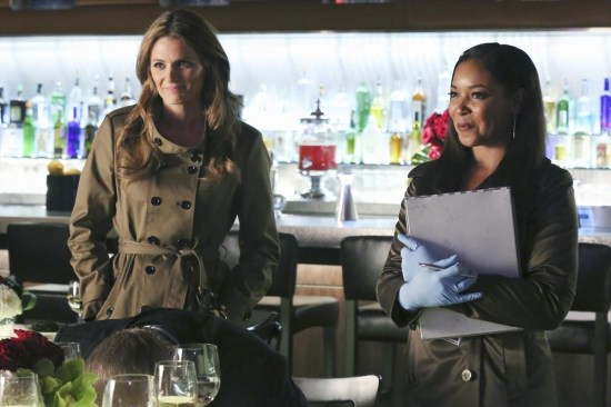 Castle Season 5 Episode 21 The Squab and the Quail (1)