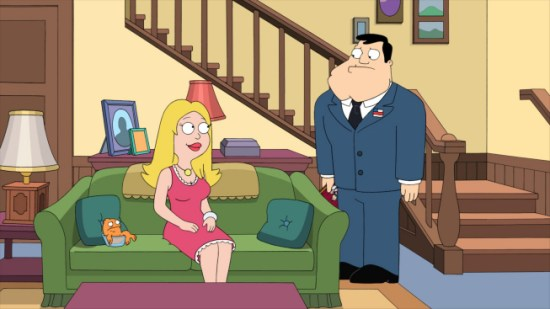 American Dad Season 8 Episode 16 The Boring Identity 6