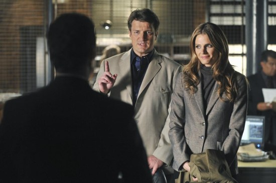 Castle Season 5 Episode 23 The Human Factor (11)