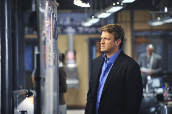 Castle Season 5 Episode 23 The Human Factor (6)