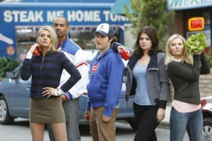 ELIZA COUPE, DAMON WAYANS JR., ADAM PALLY, CASEY WILSON, ELISHA CUTHBERT