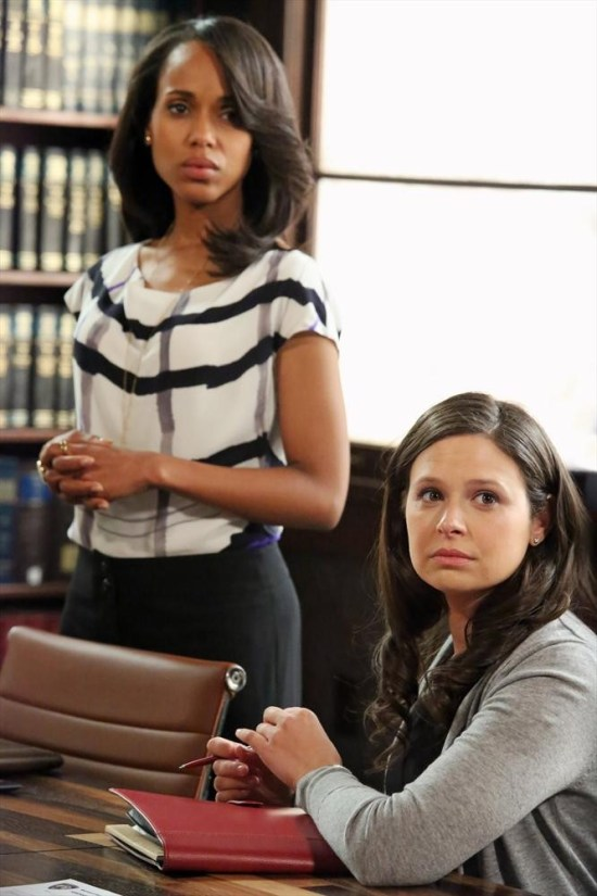 Scandal Season 2 Episode 18 Molly, You in Danger, Girl  (2)