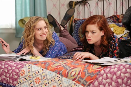 ALLIE GRANT, JANE LEVY