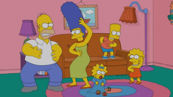 The Simpsons Season 24 Episode 18 Pulpit Friction 4