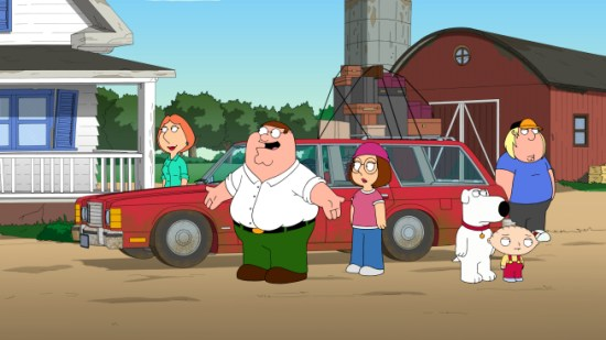 Family Guy Season 11 Episode 20 Farmer Guy 1