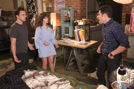 New Girl Season 3 Episode 4 The Captain 3
