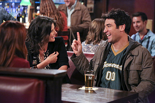 How I Met Your Mother Friends Episode : How i met your mother series finale and friends with