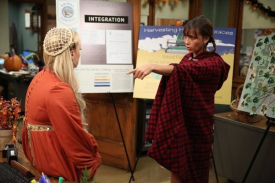 Parks and Recreation season 6 episode 6 & 7 Filibuster/Recall Vote (4)