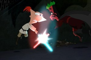 Phineas and Ferb Star Wars (4)