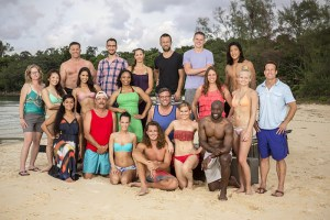 These 20 castaways were voted by the fans to return to SURVIVOR for another chance to play the game and win the million dollar prize on the new season of SURVIVOR CAMBODIA: SECOND CHANCE premiering with a special 90 minute episode, Wednesday, September 23 (8:00-9:30 PM, ET/PT) on the CBS Television Network. Photo: Monty Brinton/CBS ©2015 CBS Broadcasting, Inc. All Rights Reserved.