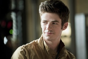 "The Flash -- ""The Darkness and the Light"" -- Image FLA205A_0242b.jpg -- Pictured: Grant Gustin as Barry Allen -- Photo: Katie Yu/The CW -- © 2015 The CW Network, LLC. All rights reserved"